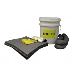 Qatar Industrial Safety Absorbent Spill Kits