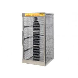Qatar industrial safety  Cylinder Lockers for LPG & Compressed Gas Storage