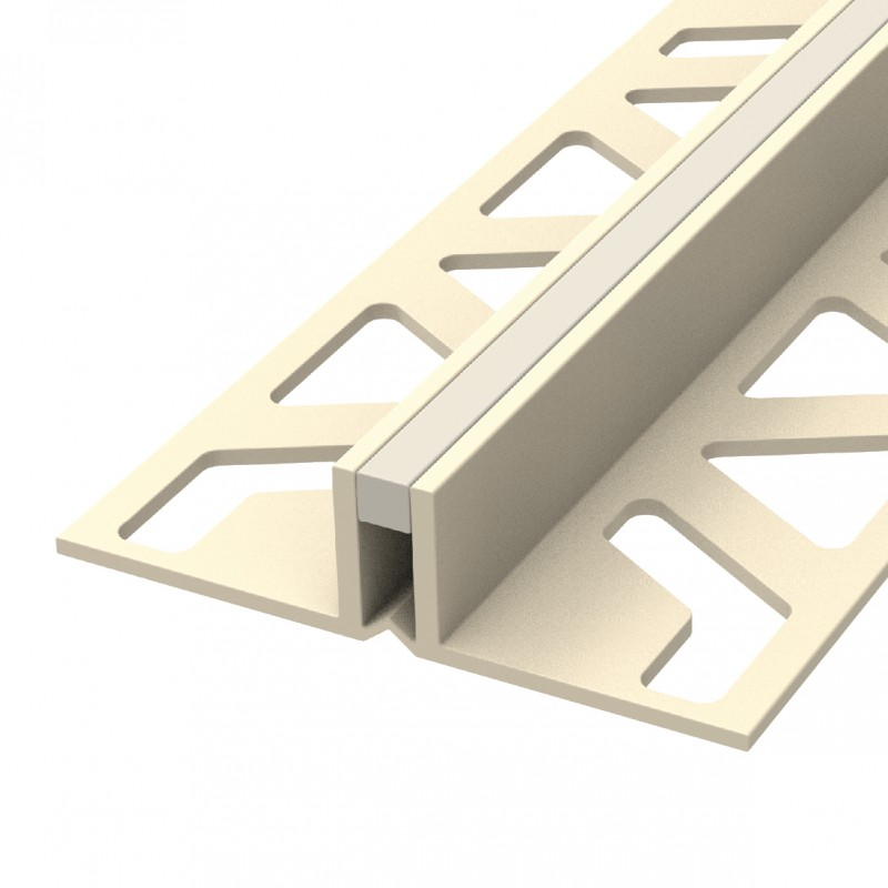 Qatar PVC Thermal Movement Joint Profiles for Interiors