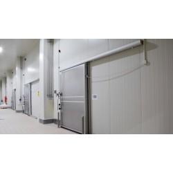 Qatar Cold Storage Panel Systems