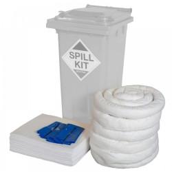 120LTR BIN OIL & FUEL SPILL KIT REFILL