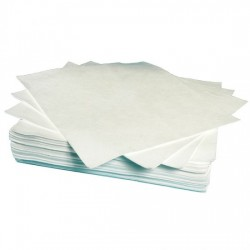 120LTR PLAIN NON-BONDED PREMIUM WEIGHT - ANTI STATIC PADS - POLY WRAPPED