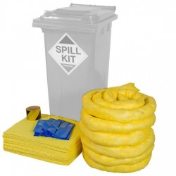 125LTR BIN CHEMICAL SPILL KIT REFILL