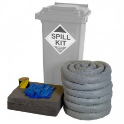 125LTR BIN GENERAL USE SPILL KIT REFILL