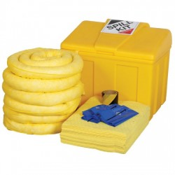 125LTR CHEMICAL SPILL KIT IN LOCKER