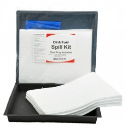 15LTR OIL & FUEL SPILL KIT...