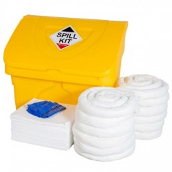 200LTR OIL & FUEL SPILL KIT IN LOCKER